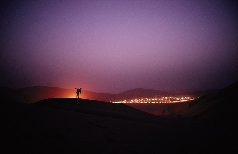 Dune Dancer