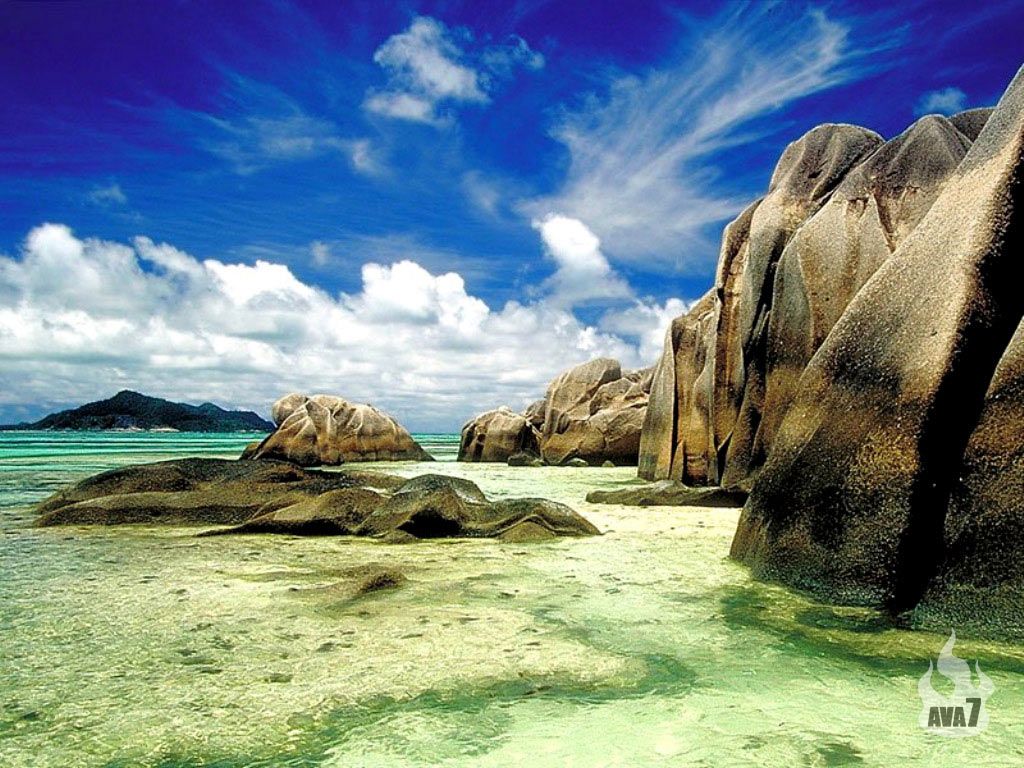 Beach Dreams Seychelles 1024 25 Examples of Breathtaking Nature  Photography