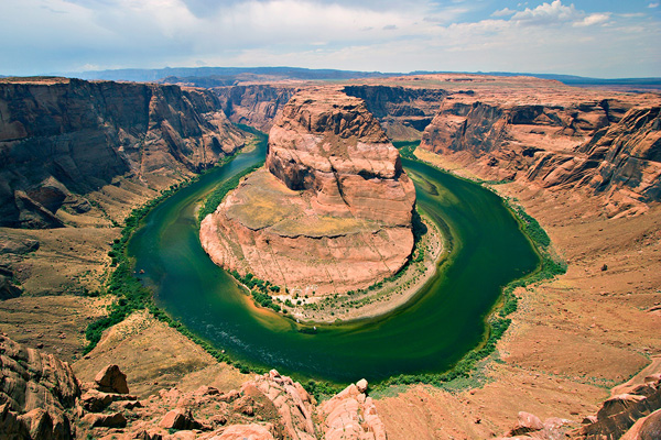 Horseshoe Bend 1 md 25 Examples of Breathtaking Nature  Photography