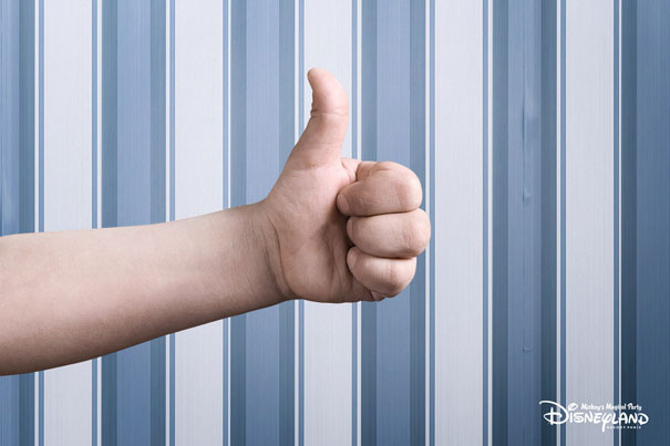 Thumbs Up1 35+ Creative advertising For Creative Peoples