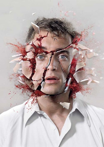 headache 30 Creative and Stunning Human Photo Manipulations