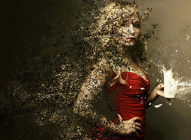 manipulation 17 30 Creative and Stunning Human Photo<br /> Manipulations