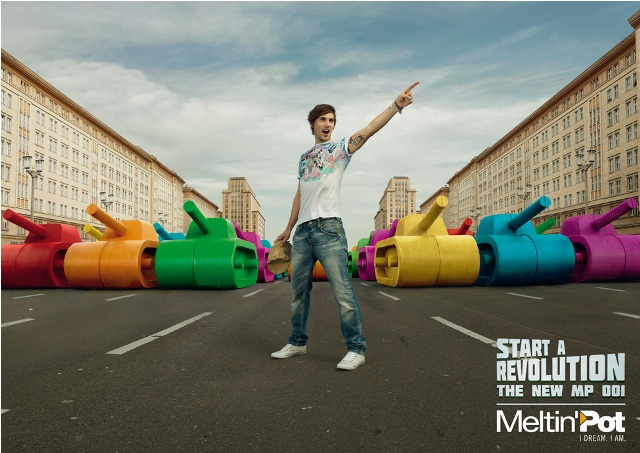 meltinrevolution1 35+ Creative advertising For Creative Peoples
