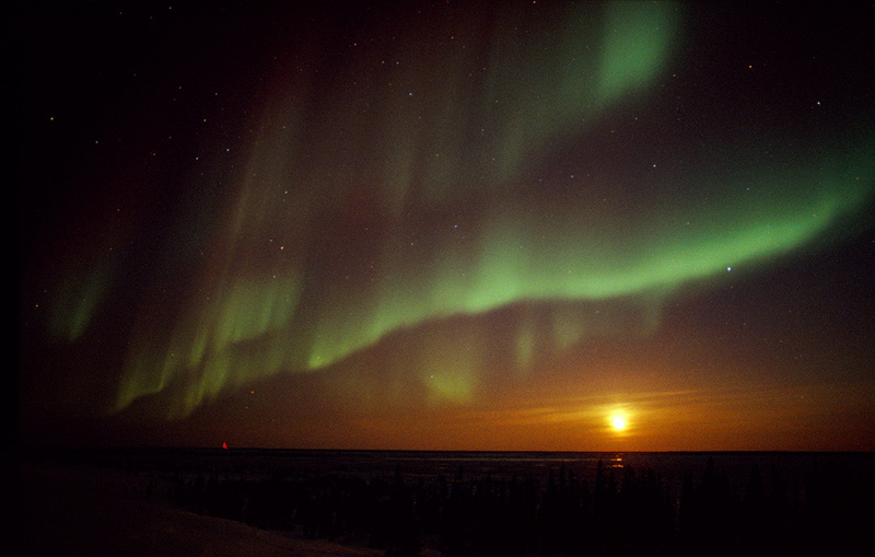 Aurora Borealis, Twilight