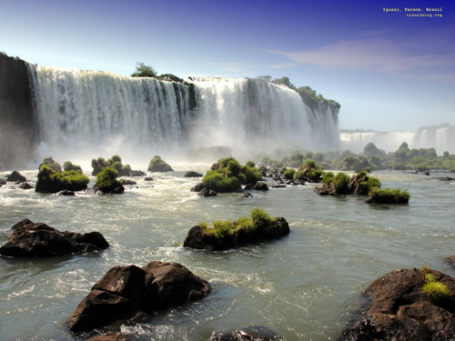 waterfall desktop 25 Examples of Breathtaking Nature Photography