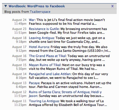 wordbook 15 Stunning Facebook WordPress Plugins For Bloggers