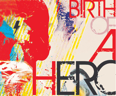 03 birth of a hero grunge font 21 Clean Free Grunge Fonts for Web Designers