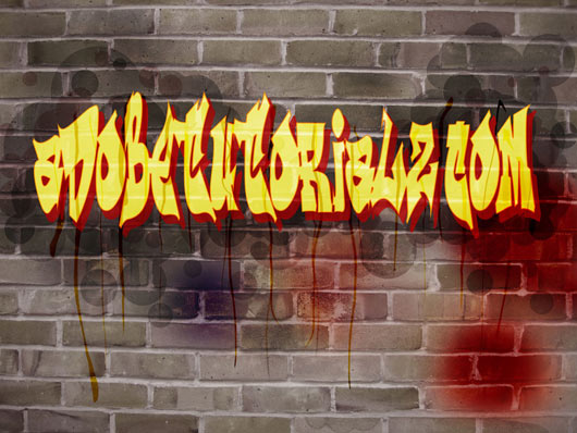 1209 25 Fresh Photoshop Graffiti Tutorial