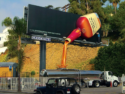 Billboard30 35 Clever and Creative Billboard Advertising