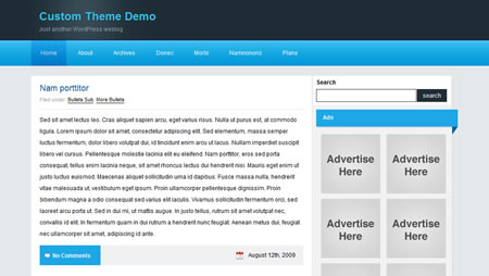 Blogwave 20+ Free Premium WordPress Themes of January 2010