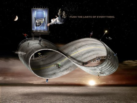 Gravity Defying Ads 7 Inspirational Gravity Daring Ads