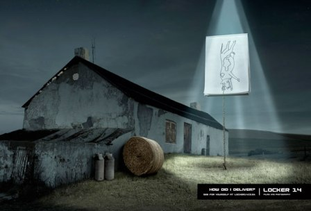 Gravity Defying Ads 8 Inspirational Gravity Daring Ads