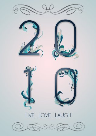 What to do in 2010 by luffie 45 Free Inspiring High Quality  Typography Wallpapers
