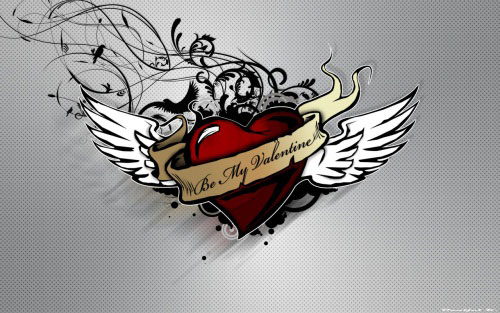 be my valentine 40 Absolutely Beautiful Valentine Day Wallpaper<br /><br /> for Your Desktop