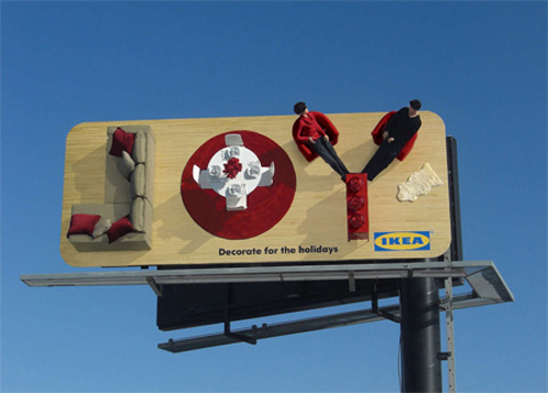 billboard10 35 Clever and Creative Billboard Advertising
