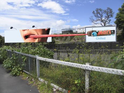 billboard20 35 Clever and Creative Billboard Advertising