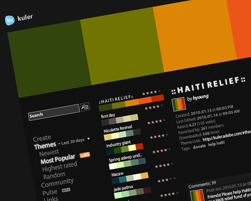 color selector tool 1 20 Best Color Tools For Web Designers
