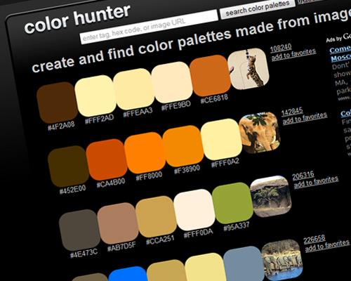 color selector tool 13 20 Best Color Tools For Web Designers