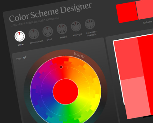 color selector tool 2 20 Best Color Tools For Web Designers