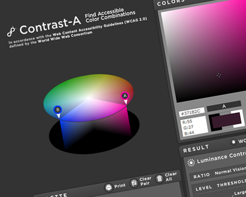 color selector tool 3 20 Best Color Tools For Web Designers