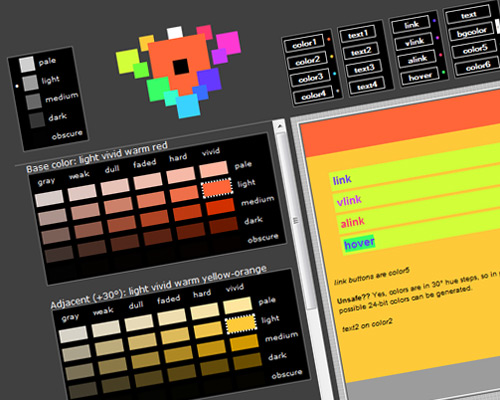 color selector tool 5 20 Best Color Tools For Web Designers