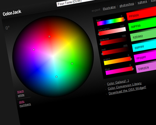 color selector tool 6 20 Best Color Tools For Web Designers