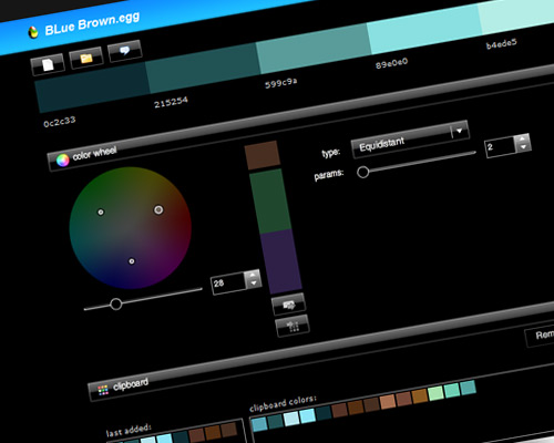 color selector tool 7 20 Best Color Tools For Web Designers