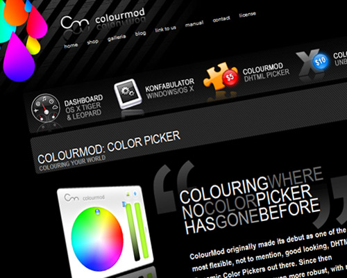 color selector tool 9 20 Best Color Tools For Web Designers