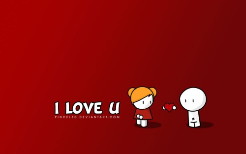 i love 40 Absolutely Beautiful Valentine Day Wallpaper for Your Desktop