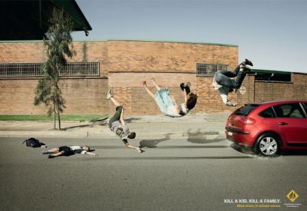 pedestrianross.preview Inspirational Gravity Daring Ads