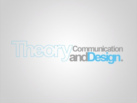theory communication design high res typography wallpaper 45 Free  Inspiring High Quality Typography Wallpapers