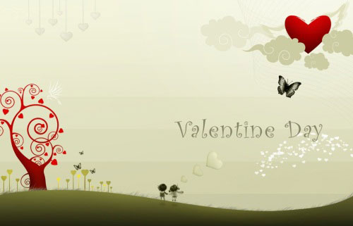 valentine special 40 Absolutely Beautiful Valentine Day Wallpaper<br /><br /> for Your Desktop
