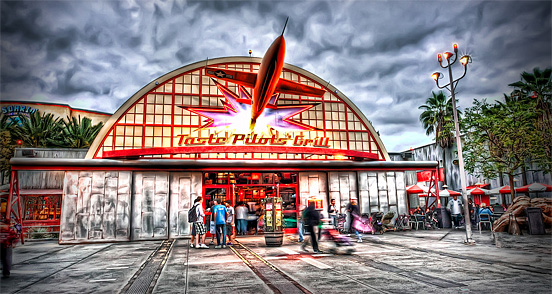 03 Taste Pilots Grill h 40+ Fantastic HDR Photographs of 2010