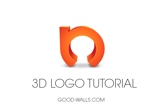 3D Logo Tutorial by timelikeit 27 Creative 3D Concepts Logos From<br /> DeviantArt Gallery