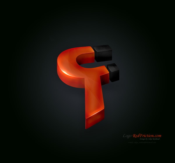 3dlogo30 27 Creative 3D Concepts Logos From DeviantArt Gallery