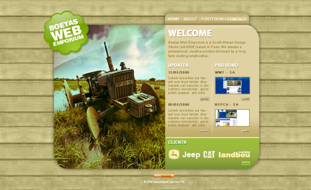 52a5ad594778be014fb745ba506d099a Fresh Examples of Web Design and Interfaces