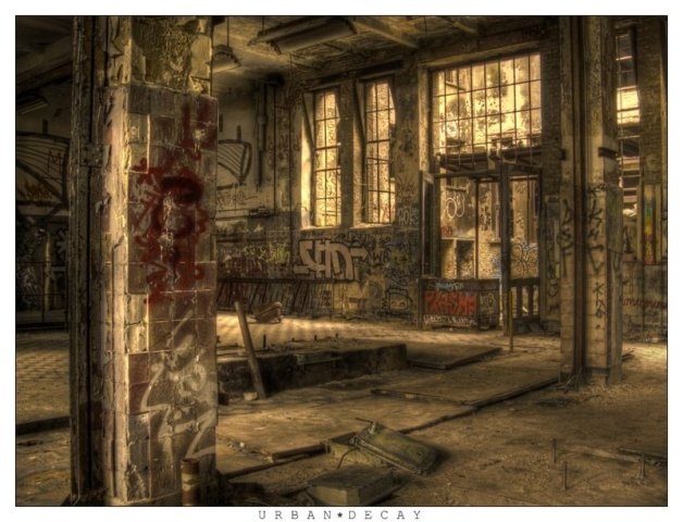 Urban Decay by entengruetze The Beauty of Urban Decay Photos