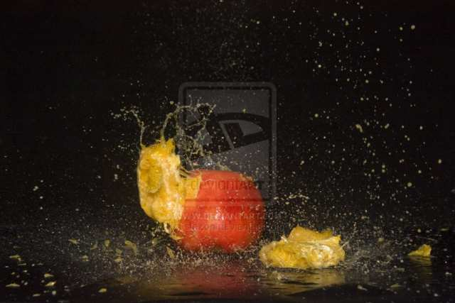 High speed photography 3 by stezon 30 Impressive Examples of High Speed Photography
