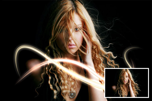 lights 20 Beautiful Photoshop Tutorials Part 1
