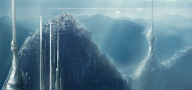 mountains 27 Matte Painting Tutorials for Adobe Photoshop