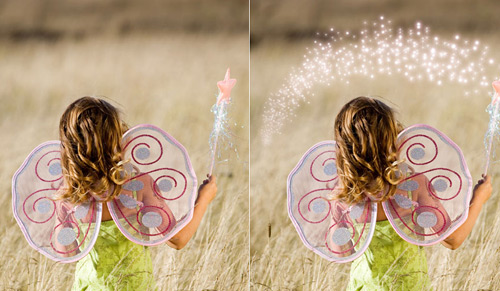 sparkle 20 Beautiful Photoshop Tutorials Part 1