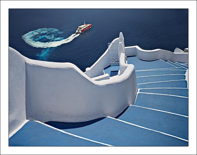 Santorini Greece Island 30 Smashing Examples of Architectural  Photography