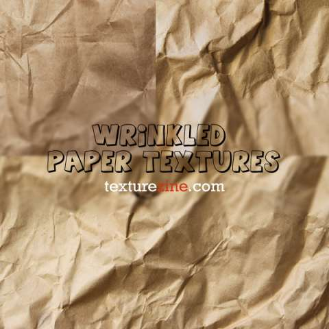 Wrinkled Paper Textures 20 Excellent Photoshop Texture