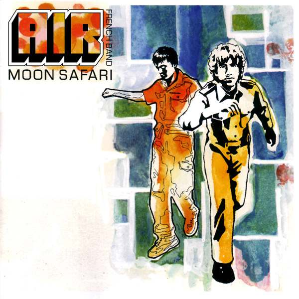 albumart air 50 Amazing Album Cover Art