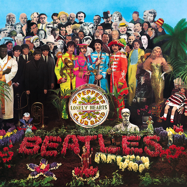 albumart beatles 50 Amazing Album Cover Art