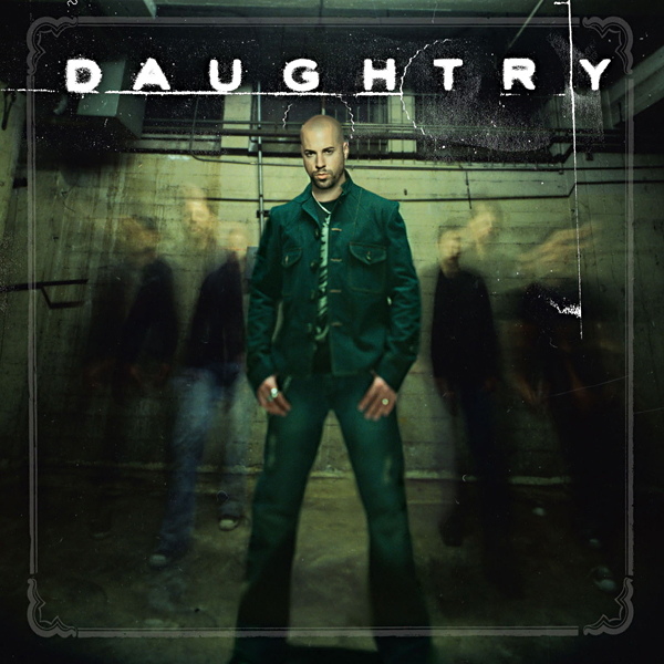 albumart daughtry 50 Amazing Album Cover Art