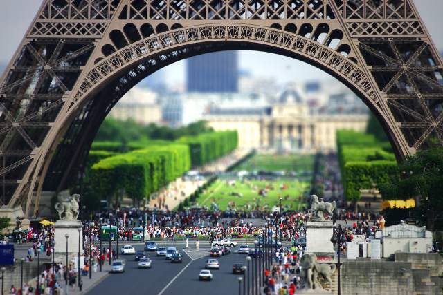tilt shift 1 35 Awesome Examples of Tilt Shift Photography