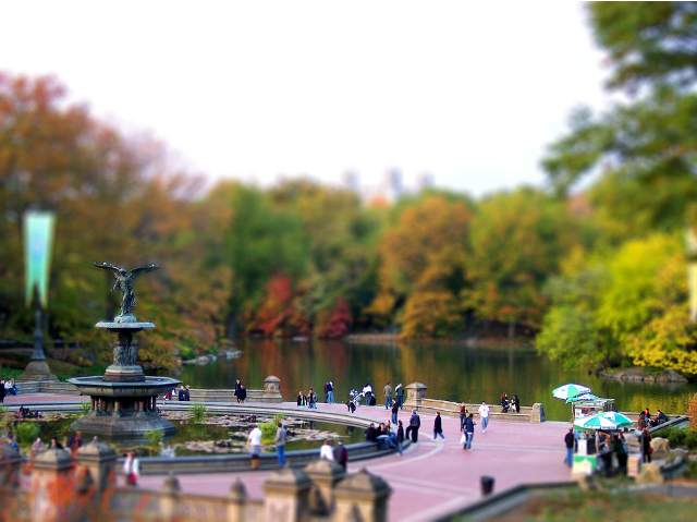 tilt shift 10 35 Awesome Examples of Tilt Shift Photography