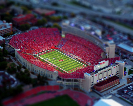 tilt shift 171 35 Awesome Examples of Tilt Shift Photography