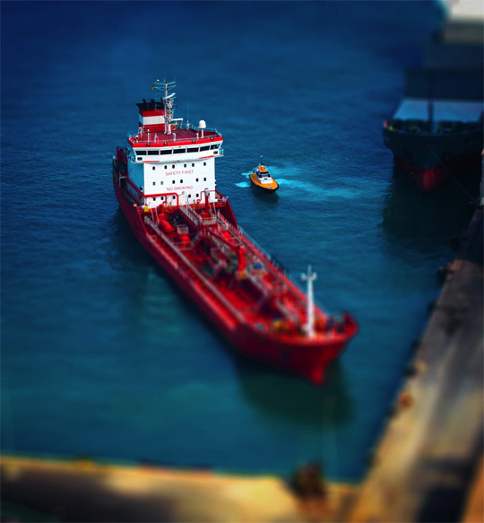 tilt shift 201 35 Awesome Examples of Tilt Shift Photography